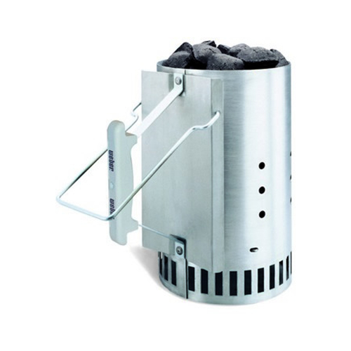 Charcoal Briquet Chimney Starter